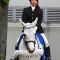 写真: 川崎競馬の誘導馬05月開催 こいのぼり青Ver-120514-13-large