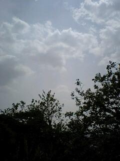 晴れたり曇ったり