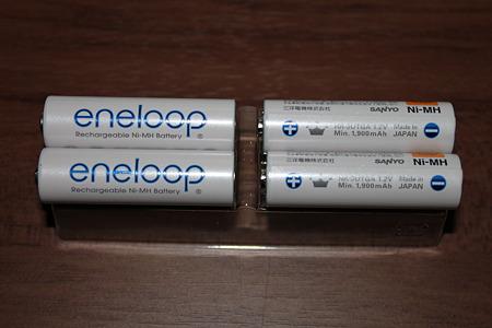 eneloop 単3形 4本