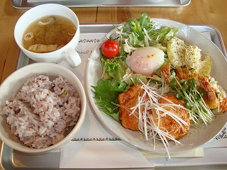 110208 Chloe Colette 日替わりランチ2