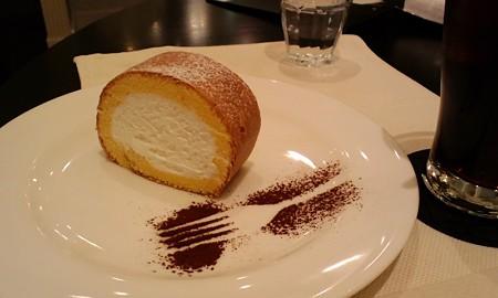 堂島ロール@Mon chouchou with TRAVEL CAFE