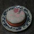 写真: モロゾフ サクラチーズケーキ