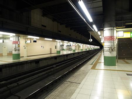 大宮駅埼京線川越線ホーム