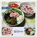 ◆11.23 カリカリ梅ご飯のお弁当(長女)♪