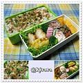 ◆11.24 たぬきご飯のお弁当(長男)♪