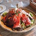 Photos: ローストビーフサラダ