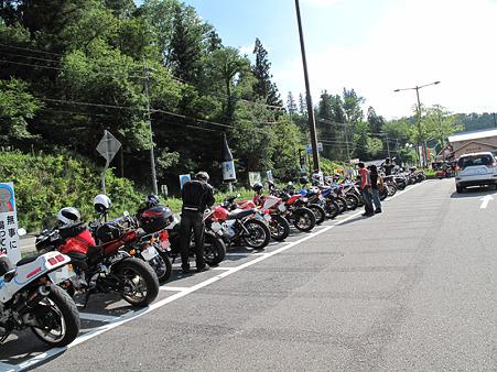 IMG_4688 バイクたくさん稲武