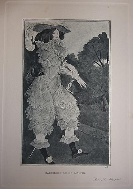 オーブリー・ビアズリーの画像 p1_36
