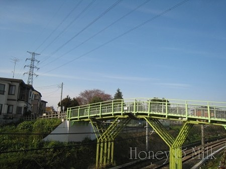西所沢景色 橋 IMG_8644