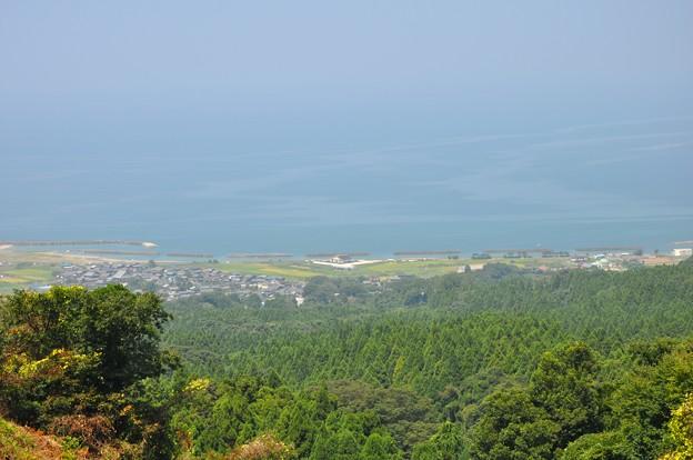 日本海だ~