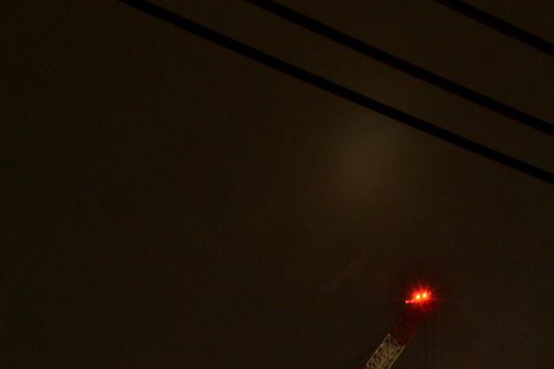 雲の中のイヴェント(^J^)