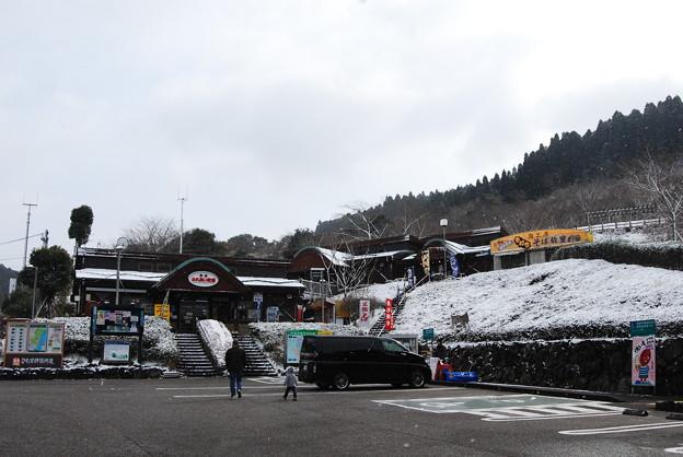 写真: 宮崎市でも初雪1