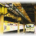 上野駅 12番線と16番線