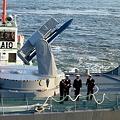 護衛艦しまかぜ ターター(国際観艦式予行)