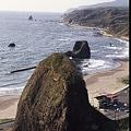 Photos: 瀬棚の海岸線