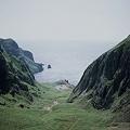 礼文島 桃岩と猫岩