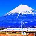 東海道新幹線 三島-新富士 新幹線700系