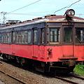 銚子電鉄 外川駅 デハ801