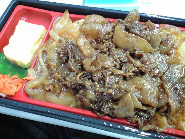 ローソンのイベリコ豚丼