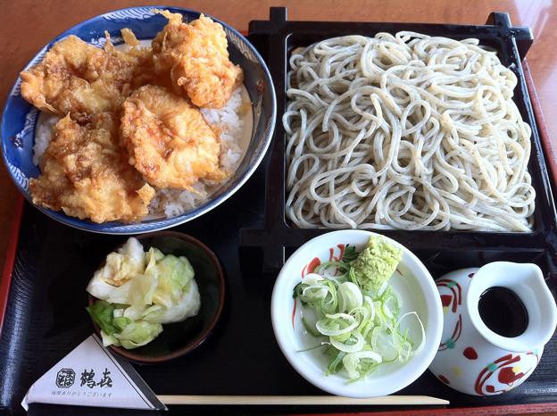写真: 20120717昼食