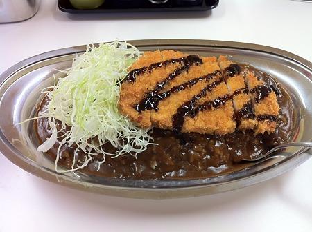カレーのチャンピオン札幌白石店 Lカツカレー大盛り