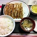 写真: みよしの ジャンボ定食