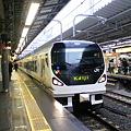 写真: 特急かいじ@新宿駅