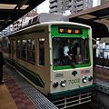 Photos: 早稲田駅@都電荒川線7000系_DSC_5621