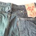 Photos: この間注文したジーンズ届いた(・∀・) KAPITALのCISCO♪バックシンチが可...