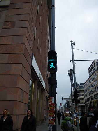 旧東ドイツの信号