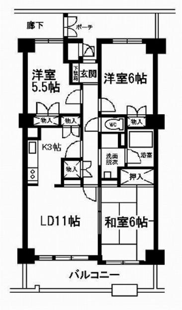 第12藤島マンション-312