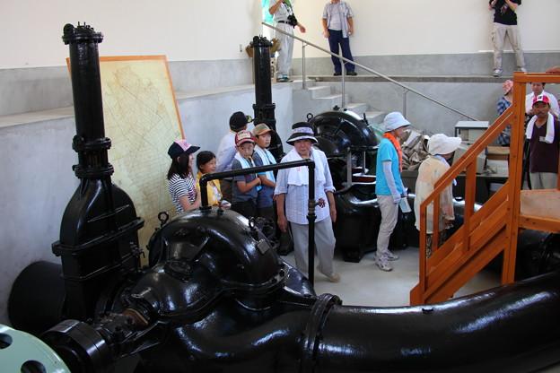 三郷堰博物館