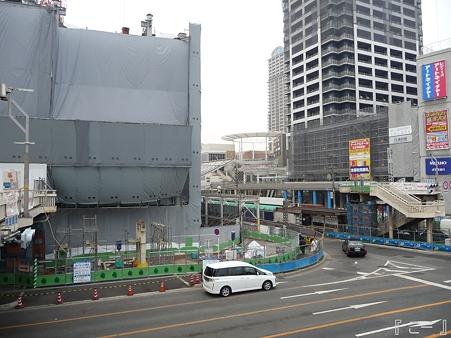 110416-阿倍野歩道橋 (2)