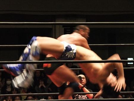 DDTプロレス 後楽園ホール 20110327 (52)