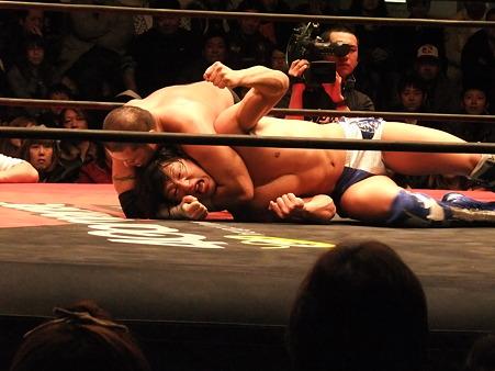DDTプロレス 後楽園ホール 20110327 (46)