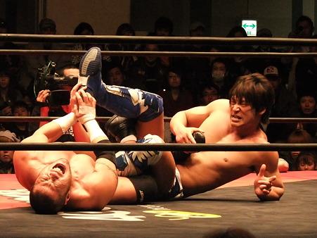 DDTプロレス 後楽園ホール 20110327 (39)