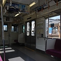 Photos: 京成普通の車内