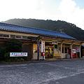 JR西日本・三江線、川戸駅