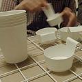 Photos: 移動用水飲カップ