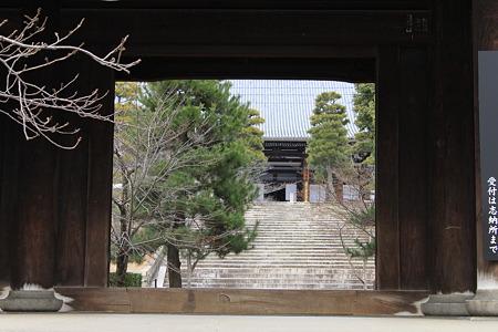 京都黒谷・金戒光明寺 山門