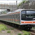 Photos: _MG_9839 205系(武蔵野線仕様)