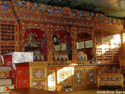 チベット祭壇?