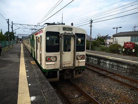 105系日光線(下野大沢駅)1