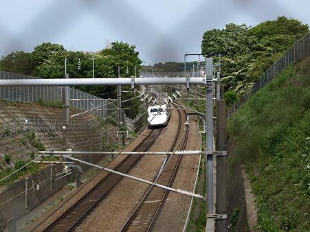 700系(新横浜→小田原間)5