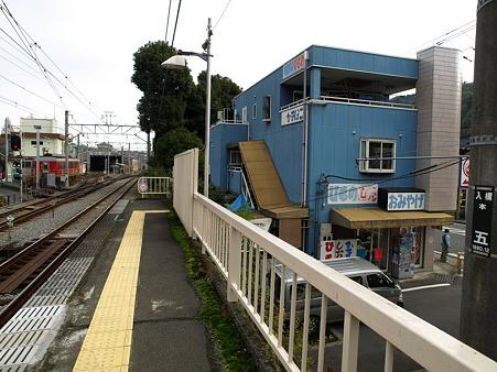 入生田駅9