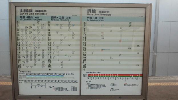 呉線 時刻 表