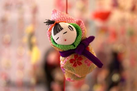 2011.03.11 村山市 雛のつるし飾り 赤ちゃん