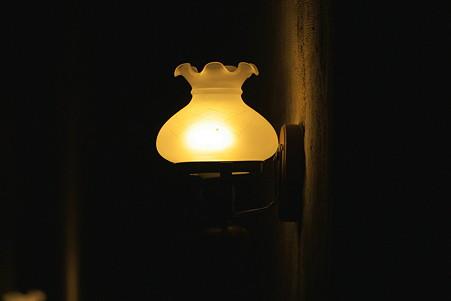 2011.01.26 トルコ カッパドキア ウチヒサールカヤH 照明