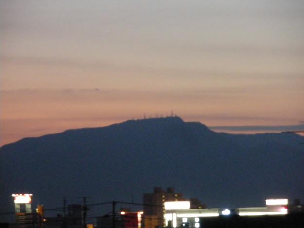 札幌手稲山(ちゅちゅ