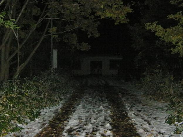 小樽旭展望台の初冬